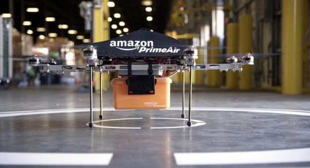 Without changes in the regulations, the idea of delivery drones will never get off the ground.