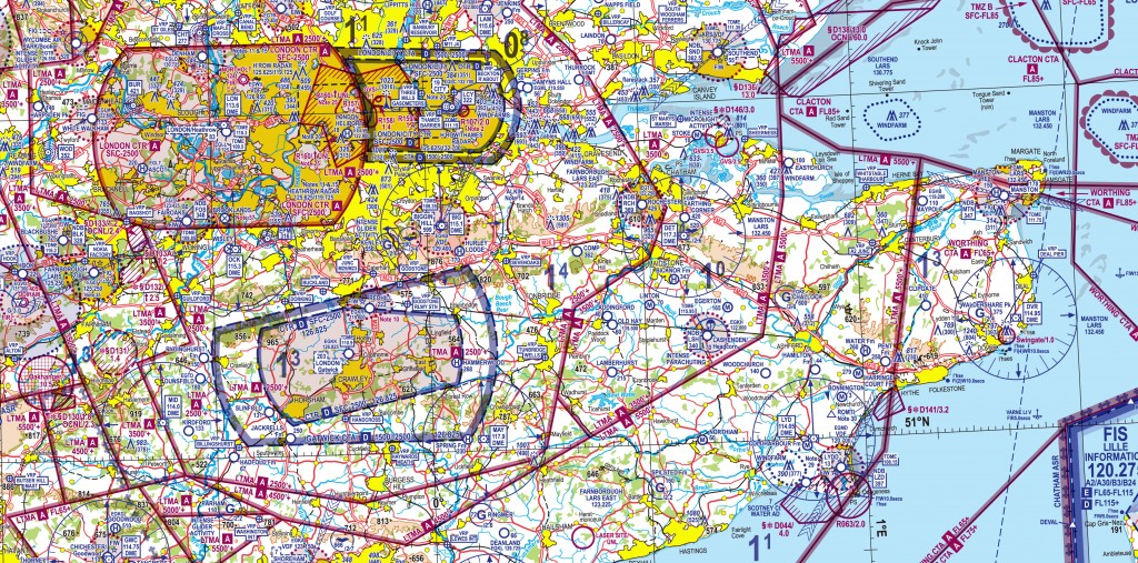 Charting a route to safe skies - NATS Blog