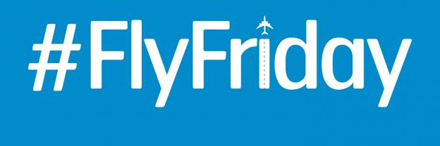 FlyFridayTwitterBlue