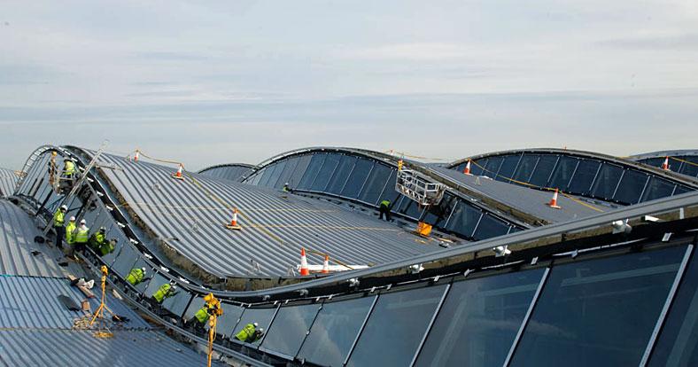 A Sneak Peek Inside Heathrow Terminal 2 Nats Blog
