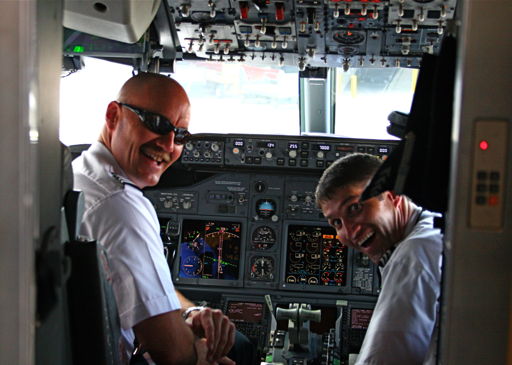 What is it like to be a pseudo-pilot?
