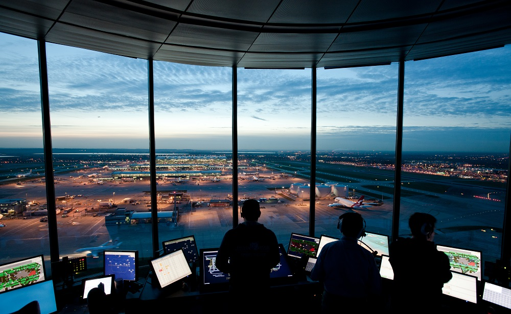 Win The Chance To Be A Heathrow Air Traffic Controller