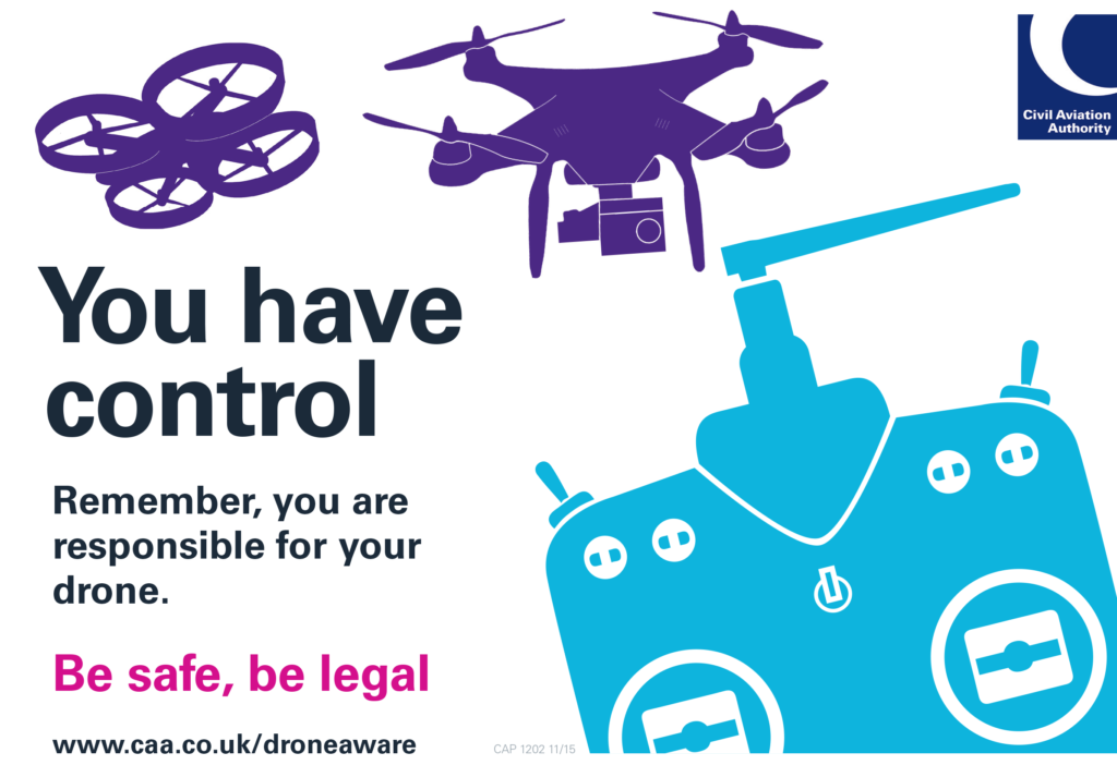 Guest post: Education is key to drone safety